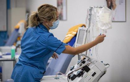 Un estudio apunta que el plasma de recuperados de COVID-19 reduce la mortalidad