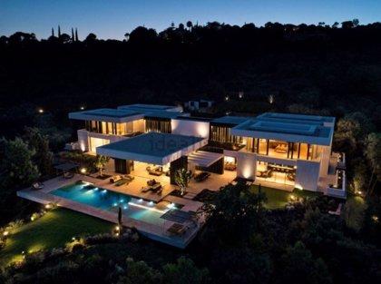 La vivienda en venta más cara de España es una villa en Benahavís (Málaga) por 32 millones, según idealista