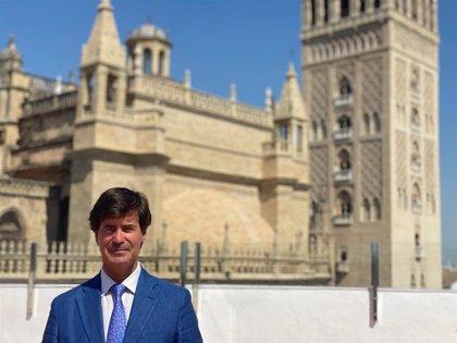 """Rus reclama que el Plan Respira de Sevilla se coordine con empresarios y un """"adecuado"""" sistema intermodal de transporte"""