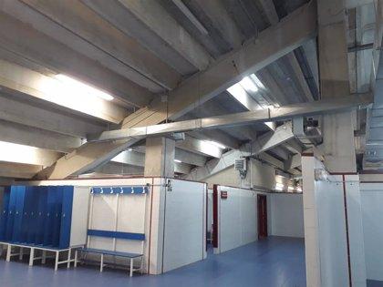 Adjudican a Elecnor la renovación de los vestuarios del estadio de fútbol de Las Gaunas