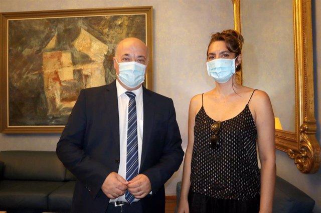 Antonio Ruiz apoya al Lobby Europeo de Mujeres.