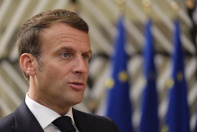 AMP.- Turquía/Grecia.- Francia refuerza su presencia militar en el Mediterráneo