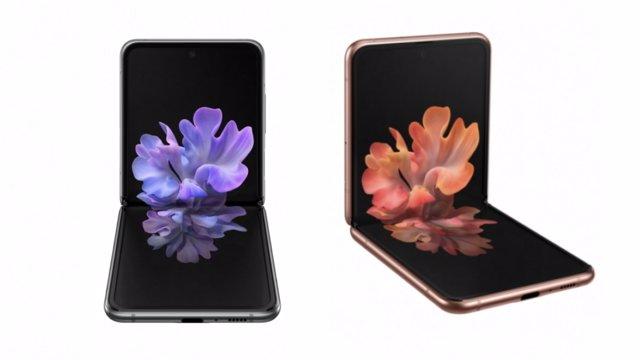 Samsung presenta su nuevo móvil plegable Galaxy Z Flip 5G, con mejoras en conect