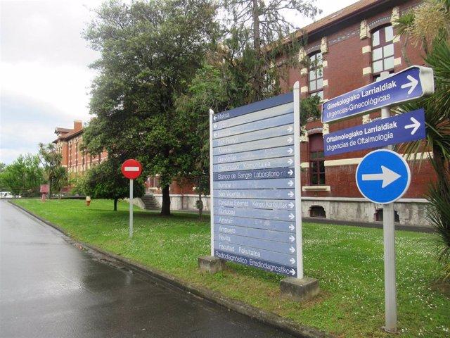 Hospital de Basurto (Bilbao)