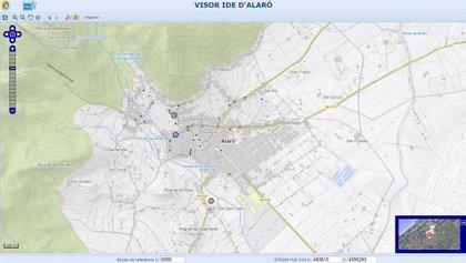 TIC Mallorca desarrolla un geoportal con información de municipios para ciudadanos y profesionales