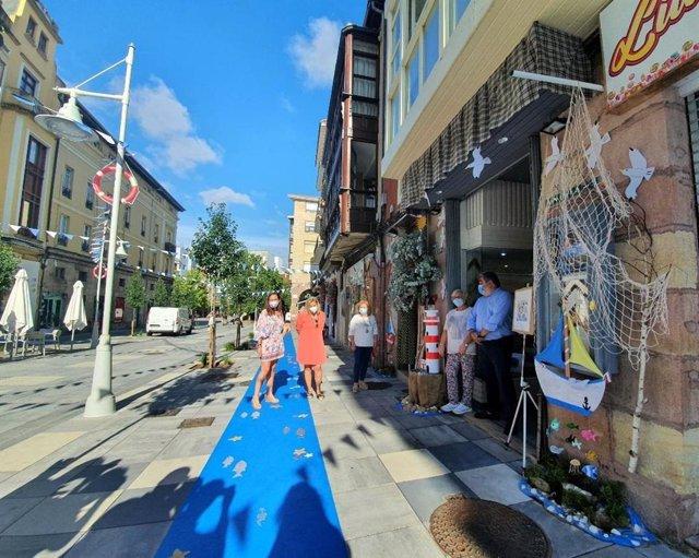 Concurso de escapartes de Torrelavega. Archivo