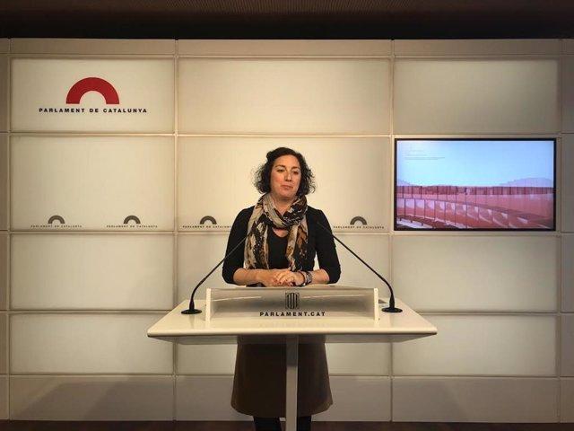 Alicia Romero, PSC