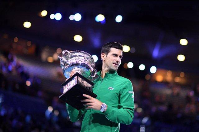 Tenis.- Novak Djokovic confirma que competirá en el US Open y el Masters 1.000 d
