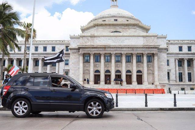 P.Rico.- El Supremo de Puerto Rico ordena finalizar el domingo las elecciones pr