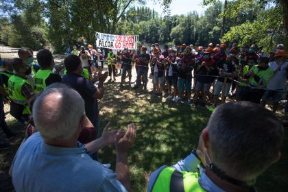 """La Xunta valora la """"nueva oportunidad"""" para Alcoa San Cibrao y llama a buscar una solución: """"Es ahora o nunca"""""""