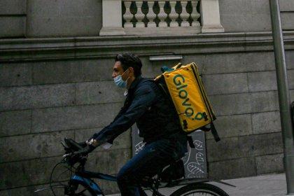 Glovo y Just Eat representan más del 70% del mercado del 'food delivery' en España