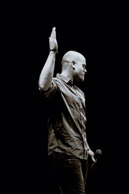Huelva.- El cantautor onubense Dasare protagoniza el último concierto de la temp