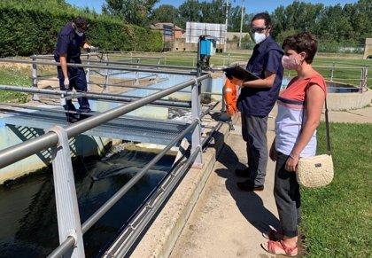 Detectada una tendencia al alza de las trazas del virus en las aguas residuales de Valladolid