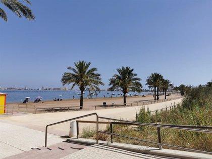 El Ayuntamiento de Cartagena activa wifi gratis en las playas de Los Urrutias, Los Nietos y Playa Honda