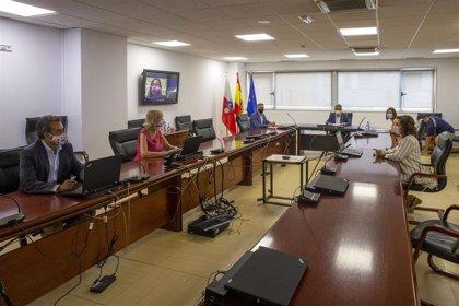 """Cantabria prioriza La Pasiega para el fondo UE porque """"encaja"""" en los plazos, a los que """"escapa"""" el tren a Bilbao"""