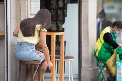 """El TSXG rechaza suspender las medidas a la hostelería coruñesa por la """"indudable preponderancia"""" de la salud pública"""