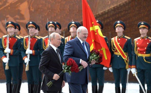 Bielorrusia.- Moscú denuncia injerencias extranjeras en la crisis bielorrusa mie