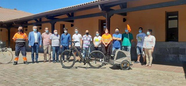 Formación desarrollada en Mansilla Mayor por la Diputación de León para aquellos que atenderán a los peregrinos en la provincia.