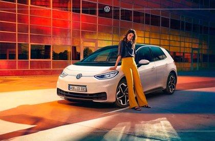 Volkswagen ofrece en España su ID.3 1st a través de su nuevo renting 'online'