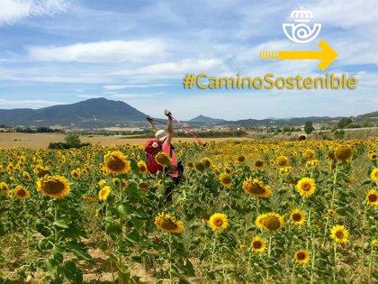 Correos lanza una campaña para proteger el patrimonio artístico y natural del Camino de Santiago