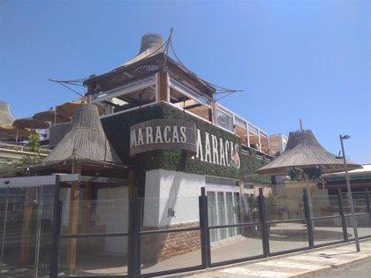 Dos positivos relacionados con una discoteca de Almerimar, en El Ejido (Almería)