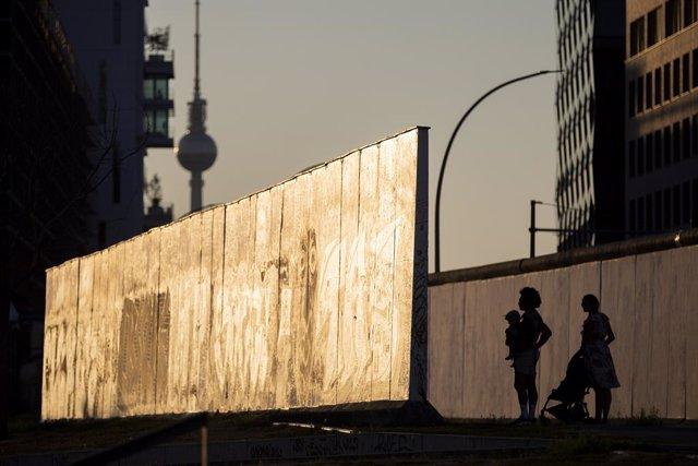 Restes del Mur de Berlín