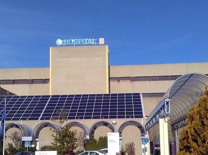 El Hospital de Getafe suspende las visitas de los familiares