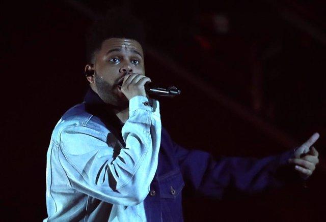 The Weeknd en Auckland, Nueva Zelanda