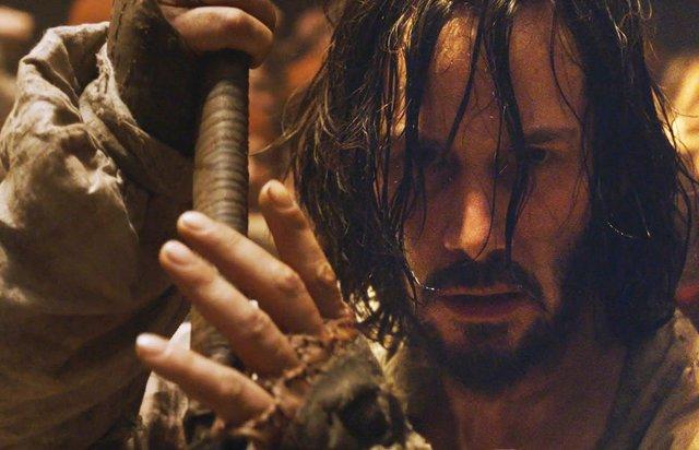 Keanu Reeves en 47 Ronin