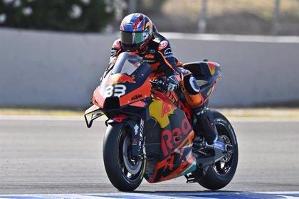 KTM llega a su 'casa' animada para repetir el dominio de Brno