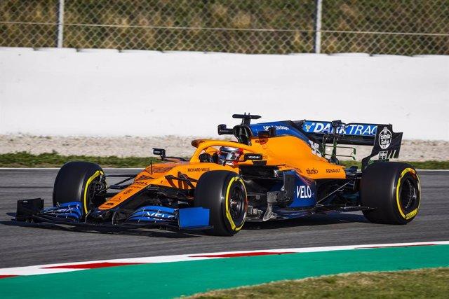 Fórmula 1/GP España.- (Pre) Sainz quiere resurgir en 'casa' y Red Bull amenaza c