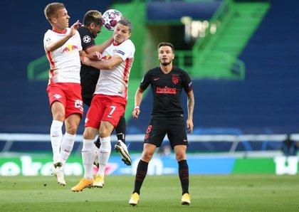 Crónica del RB Leipzig - Atlético de Madrid, 2-1