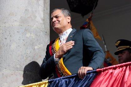 """La ministra de Transportes de Correa, acogida en la Embajada argentina en Quito """"por razones humanitarias"""""""
