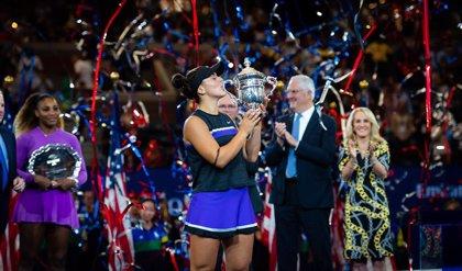 La vigente campeona Andreescu no estará en el US Open