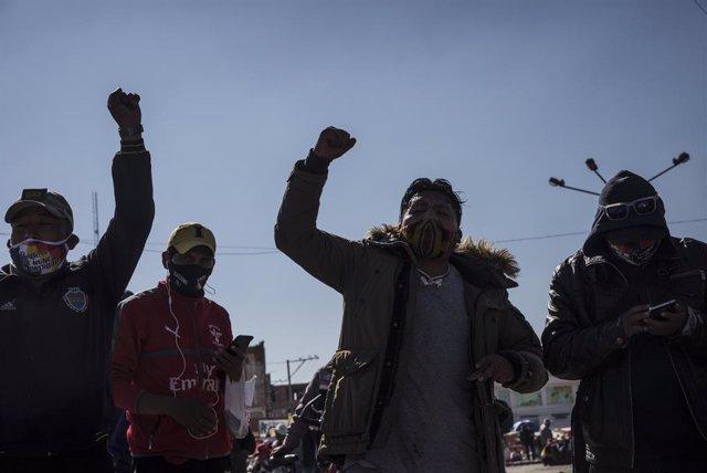 Bolivia.- Áñez ratifica la ley que fija las elecciones de Bolivia para el 18 de