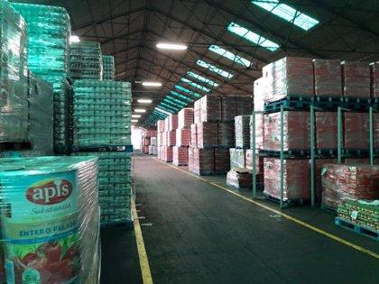 La cifra de negocios de la industria retrocede un 1,4% en junio en Extremadura