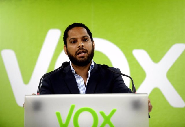 El miembro del Comité Ejecutivo Nacional de Vox y portavoz adjunto del partido en el Congreso, Ignacio Garriga.
