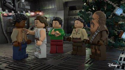 The LEGO Star Wars Holiday Special, el especial navideño de la saga, ya tiene fecha de estreno en Disney+