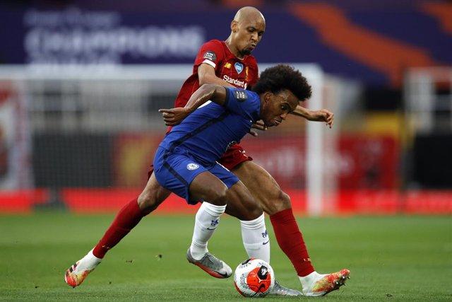 Fútbol.- El centrocampista brasileño Willian cambia el Chelsea por el Arsenal