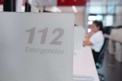 Emergencias 112 gestiona 2.850 incidencias por accidentes de tráfico en Málaga en el primer semestre del año