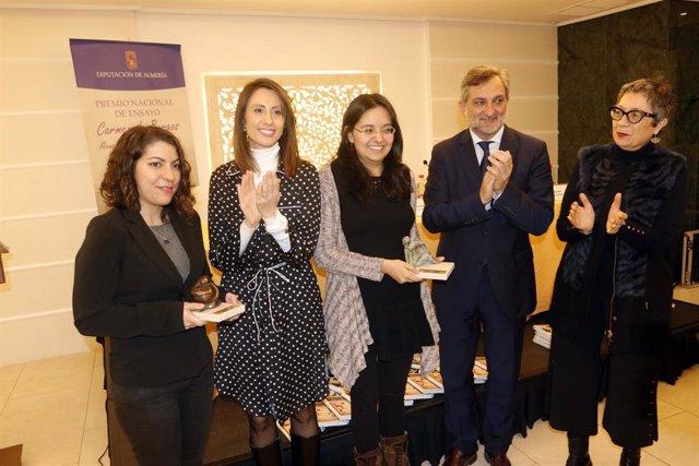 Hasta el 26 de septiembre se pueden presentar obras al Premio Nacional de Ensayo Carmen de Burgos.