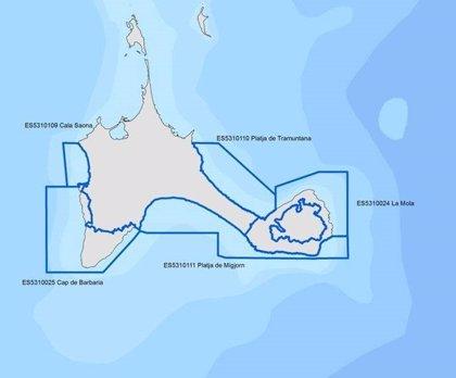 El litoral de Formentera será el escenario del primer acuerdo de gobernanza participativa en el Estado