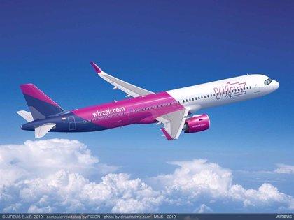 Wizz Air operará dos nuevas rutas desde Málaga y Alicante a Doncaster a partir de octubre