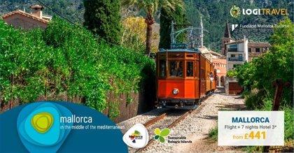 Fundación Mallorca Turismo y Logitravel colaboran en una campaña para atraer turismo español y británico