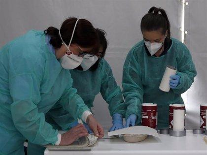 """Satse califica de """"engaño"""" el anuncio de destinar 2.500 enfermeras para vigilar las medidas Covid en los colegios"""