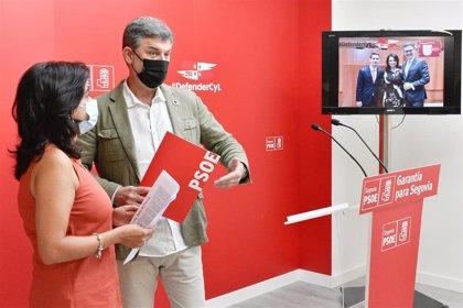 Los procuradores socialistas segovianos presentan 800 iniciativas durante el primer año de legislatura