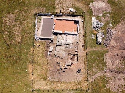 La zona arqueológica romana 'Zaldua', ubicada en Burguete y Espinal, declarada bien de interés cultural