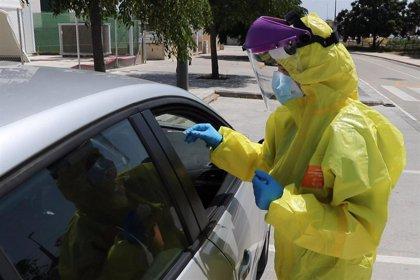 Un total de 143 municipios suman casos de coronavirus entre el lunes y el jueves, 21 de ellos cuentan 10 o más