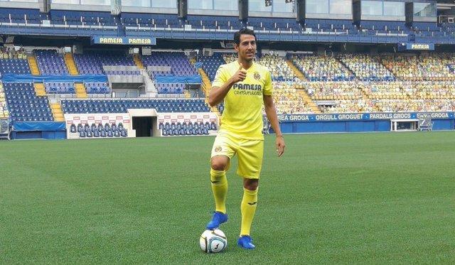 """Fútbol.- Dani Parejo: """"El Villarreal era mi mejor opción, creo que he elegido bi"""