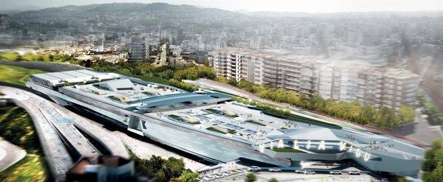 Centro comercial Vialia Estación de Vigo